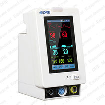 Intensive care vital signs monitor / SpO2 / capnography / blood pressure