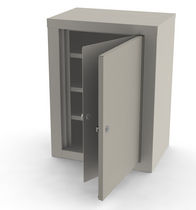 Security cabinet / narcotics / hospital / 2-door