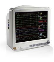 Multi-parameter transport monitor / SpO2 / NIBP / ECG