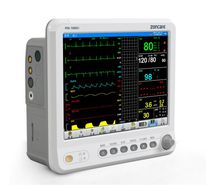 Intensive care multi-parameter monitor / clinical / NIBP / portable