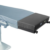Headrest / operating table / X-ray transparent / antistatic
