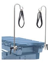 Operating table leg holder / loops