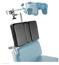 Operating table back plate / shoulder surgery