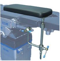 Armrest / operating table / height-adjustable / adjustable
