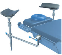 Elbow support / operating table / height-adjustable / adjustable