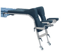 Operating table positioning system / patient / radiolucent