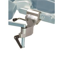 Fixed operating table clamp