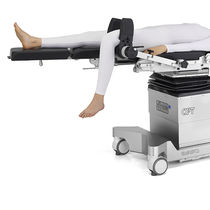 Knee support / operating table / for arthroscopy / adjustable