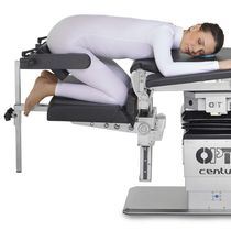 Operating table positioning system / patient / lateral