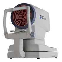 Corneal topograph ophthalmic examination / optical biometer / table