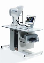 Wavefront aberrometer ophthalmic examination / table
