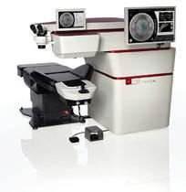 Ophthalmic laser / cataract surgery / solid-state / floor-standing