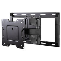 Wall-mounted monitor support arm / medical