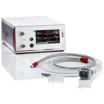 Electronic endoscopy CO2 insufflator