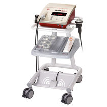 Orthopedic treatment ESWT unit / trolley-mounted
