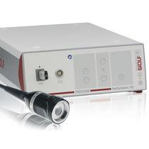 Endoscope camera head / HD / with video processor