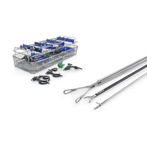 Laparoscopic surgery instrument kit