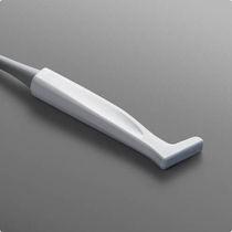 "Linear ""hockey stick"" ultrasound transducer / vascular / musculoskeletal"