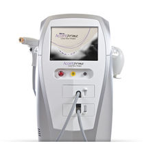 RF body contouring skin care unit / ultrasound lipolysis / trolley-mounted