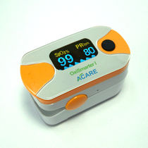 Fingertip pulse oximeter / wireless