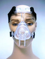 CPAP mask / nasal / silicone