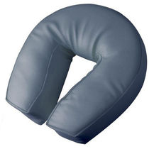 Support cushion / face positioning / for massage tables / water