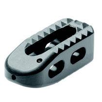 Lumbar interbody fusion cage / oblique