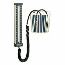 Mercury sphygmomanometer / wall-mounted