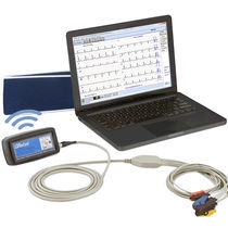 Stress test electrocardiograph / computer-based / 12-channel / wireless