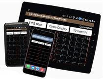 Resting electrocardiograph / stress test / tablet-based / smartphone-based