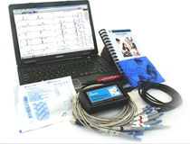 Resting pediatric electrocardiograph / computer-based / 12-channel