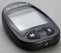 GOD blood glucose meter