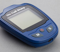 No coding blood glucose meter / GDH-FAD