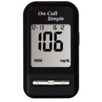 No coding blood glucose meter / GOD