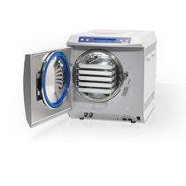 Medical autoclave / dental / bench-top / with vacuum cycle