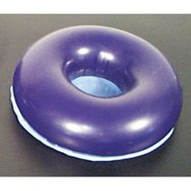 Positioning pad / gel / donut-shaped / human