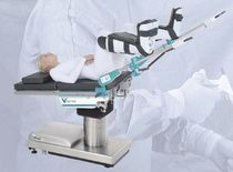Operating table boot stirrup