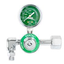 Medical gas pressure regulator / single-stage