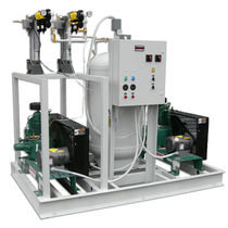 Medical air compression system / lubricated / piston