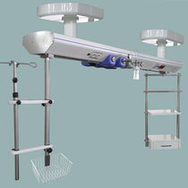 Supply beam system / ceiling-mounted