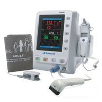 Vital sign telemonitoring system / with screen