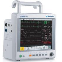 Intensive care multi-parameter monitor / ECG / temperature / etCO2