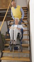 Armchair type stair climber