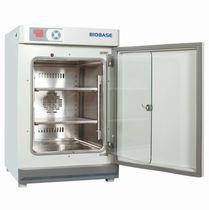 Bench-top laboratory incubator / stainless steel / 2-door
