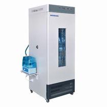 Floor-standing laboratory incubator / mobile / 2-door
