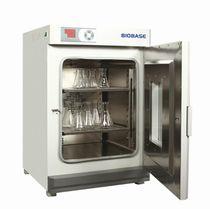 Bench-top drying oven incubator / stainless steel / 1-door
