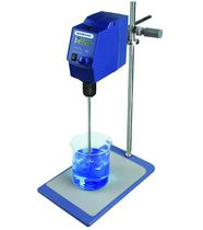 Propeller stirrer / laboratory / overhead / digital