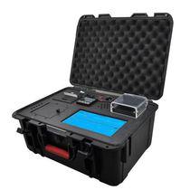 Laboratory analyzer / for water quality / portable / digital