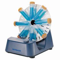 Rotator mixer / laboratory / blood sample / bench-top