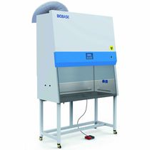 Class II biological safety cabinet / type B2 / floor-standing / negative pressure